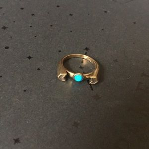NWT Pamela Love Chevron Reveal Ring